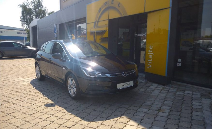 Opel Astra Smile 1.4 92kW/125k