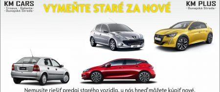 Výkup a predaj ojazdených vozidiel