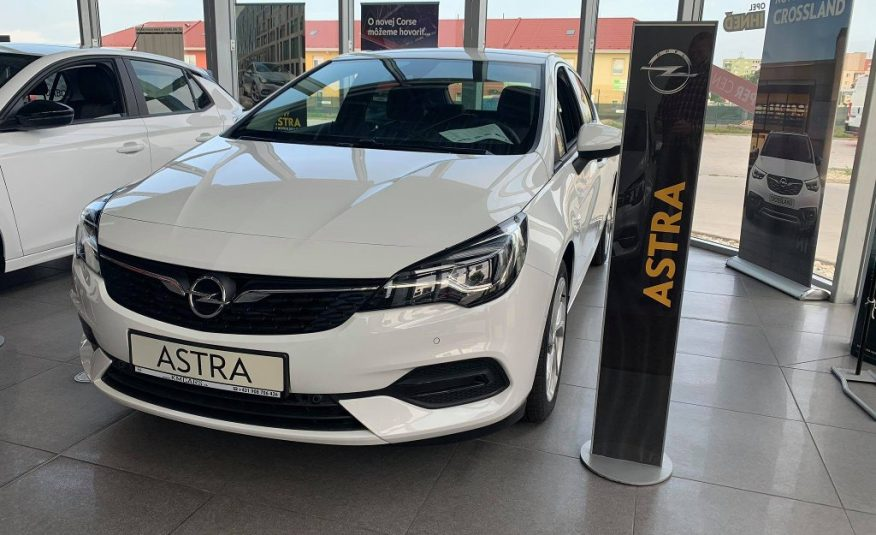 Opel Astra Elegance F 12 SHR S/S 107kW 1.2