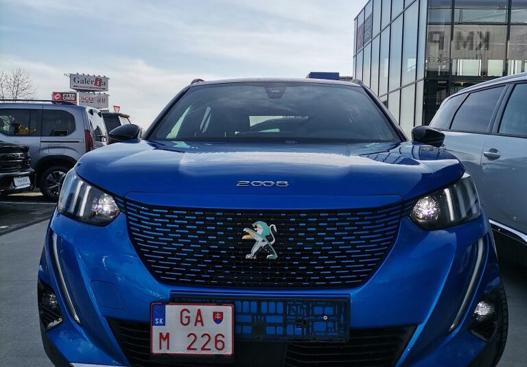 Peugeot 2008 e-2008 NEW GT  LINE Electric 136k 50 kWh
